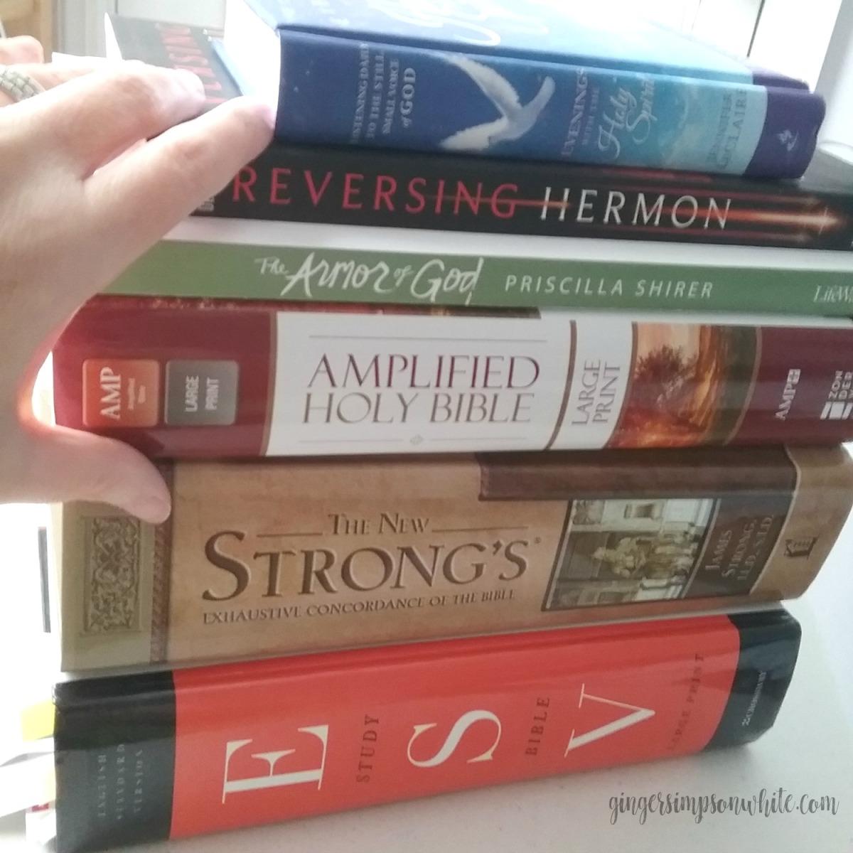 pray, write, study,relate…